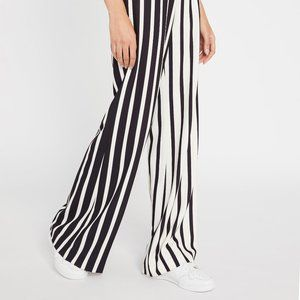 Alice + Olivia Paula High Waisted Paperbag Pant